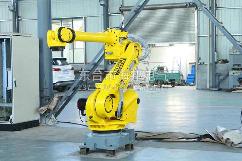 工业机器人在检查维修之前的注意事项